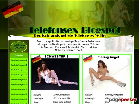Deutscher Telefonsex Blogspot - Private Erotiknummern
